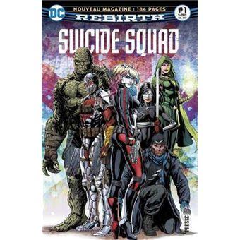 Suicide SquadL'Escadron reprend du service!