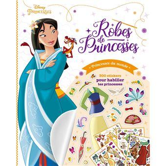 Disney PrincessesPrincesses du monde