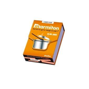 Calendrier 365 jours de recettes Marmiton - L'Année à Bloc