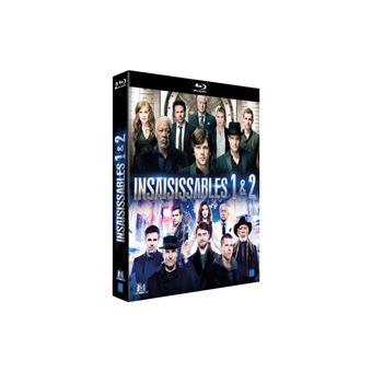 InsaisissablesCoffret Insaisissables 1 & 2 Blu-ray