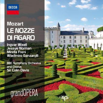LE NOZZE DI FIGARO/3CD