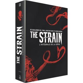 The StrainCoffret The Strain L'intégrale de la série DVD