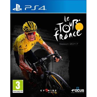 tour de france 2017 ps4 jeux vid o achat prix fnac. Black Bedroom Furniture Sets. Home Design Ideas