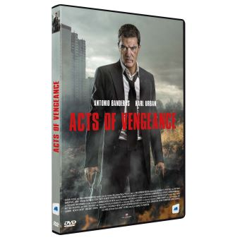 Acts of Vengeance DVD