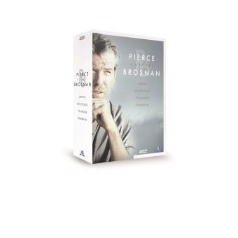 Coffret Pierce Brosnan 4 films DVD