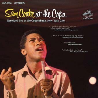 Sam Cooke At The Copa - Vinilo