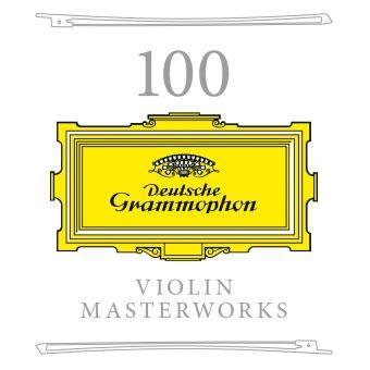 100 Violin Masterworks Coffret Edition limitée