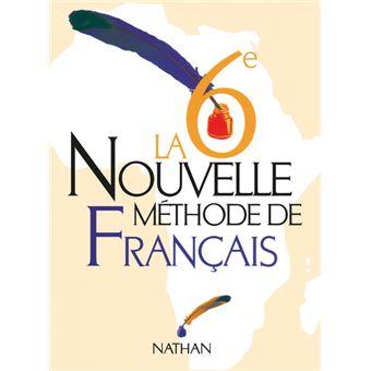 La Nouvelle Methode De Francais 6e Livre Eleve