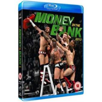 WWE Money In The Bank 2013 Blu-ray