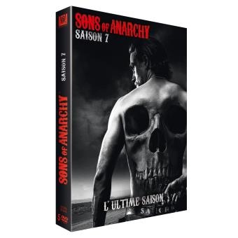 Sons of AnarchySons of Anarchy Saison 7  DVD