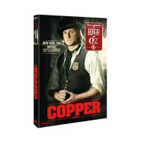 Copper Saison 1 DVD