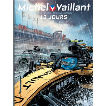 Michel Vaillant - Nouvelle saison - Tome 2 - Voltage (French Edition)
