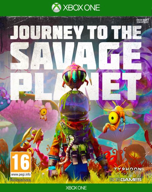 Journey To A Savage Planet Xbox One