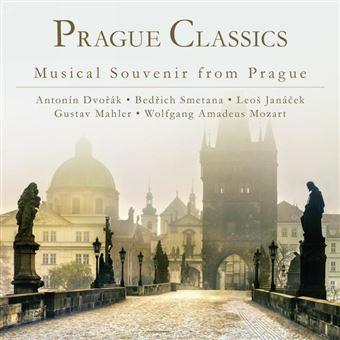 Prague Classics Souvenir musical de Prague