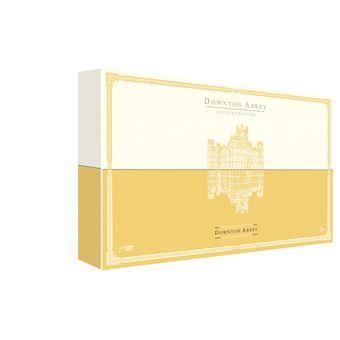 Downton AbbeyDownton Abbey Coffret l'intégrale des Saisons 1 à 6 DVD