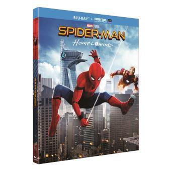 Spider-ManSpider-Man Homecoming Blu-ray