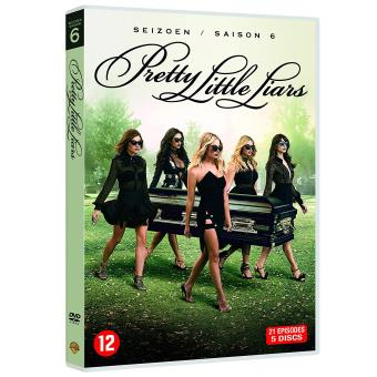 Pretty Little LiarsPretty Little Liars Saison 6 DVD