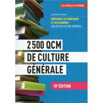 Culture générale a propos du maroc pdf