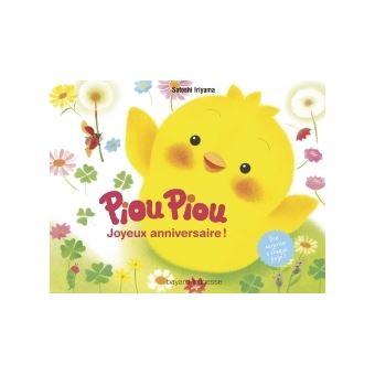 Piou PiouL'anniversaire de Piou Piou