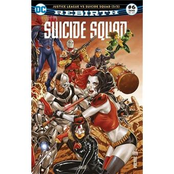 Suicide SquadJustice League vs Suicide Squad