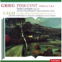 Peer Gynt (Extrait) - Ouverture 'Roi d'Ys'