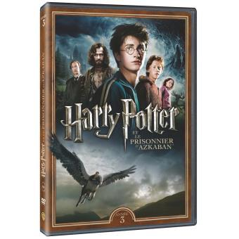 Harry PotterHarry Potter et le Prisonnier d'Azkaban DVD