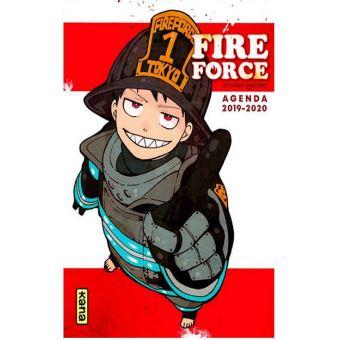 Fire forceAgenda 2019-2020