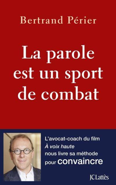 La parole est un sport de combat - 9782709660266 - 12,99 €