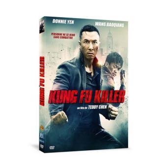 Kung Fu killer 2016 DVD
