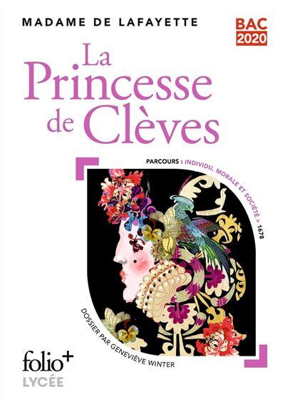 La Princesse de Clèves (Bac 2020) - Édition enrichie avec dossier pédagogique « Individu, morale et société » - 9782072862083 - 2,99 €