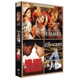 Coffret Mihaileanu DVD