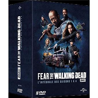 FEAR THE WALKING DEAD L'INTEGRALE S1-4-FR