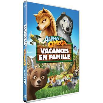 Alpha & OmégaAlpha & Oméga Volume 5 Vacances en famille DVD