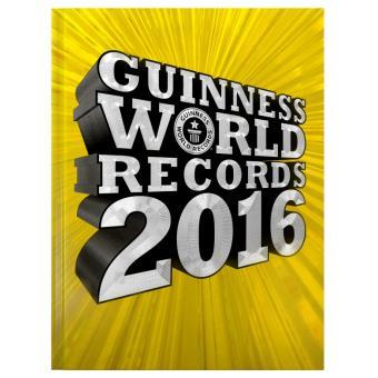 guinness world records 2016 le mondial des records reli collectif achat livre fnac. Black Bedroom Furniture Sets. Home Design Ideas