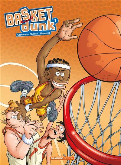Basket dunk - Nouvelle édition