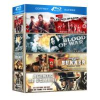 Les 7 salopards - Blood of War - Bunker - Agents de l'ombre Coffret 4 Blu-Ray