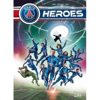 PSG heroesParis Saint-Germain Heroes T01 Menace Capitale