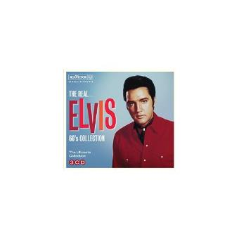 The real Elvis Presley : The ultimate collection (60's collection) - 3 CD