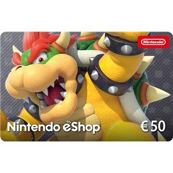 Nintendo Eshop Karte Code.Code De Telechargement Pour Approvisionnement De Compte Nintendo Eshop 50