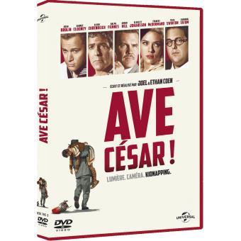 Avé, César ! DVD