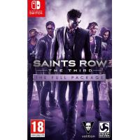 SAINTS ROW : THE THIRD COMPLETE EDITION FR/NL SWITCH