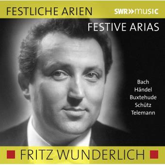 Festive arias