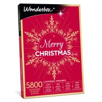 Coffret cadeau Wonderbox Merry Christmas