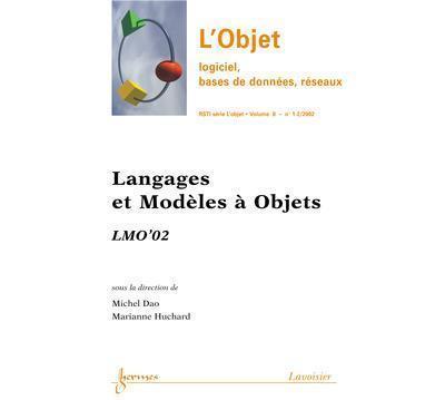 Objet (L'), n° 1-2 (2002)