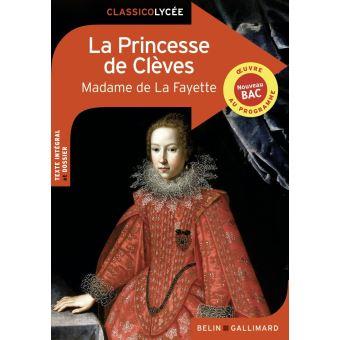 La Princesse de Clèves - Nouvelle