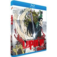 LUPIN III:LA BRUME DE SANG DE GOEMON ISHIKAWA-FR-BLURAY+DVD