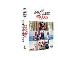 Coffret Les Bracelets rouges Saisons 1 à 3 DVD
