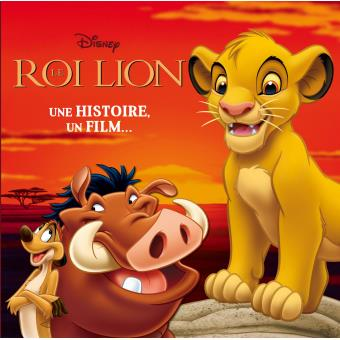 Le Roi Lion Livre Avec Dvd Le Roi Lion Une Histoire