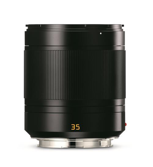 Objectif Leica Summilux TL 35 mm f14 ASPH Anodisé Noir