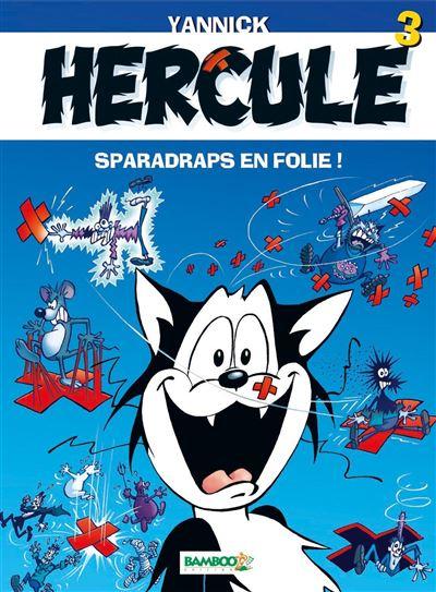 Hercule - Sparadraps en folie !